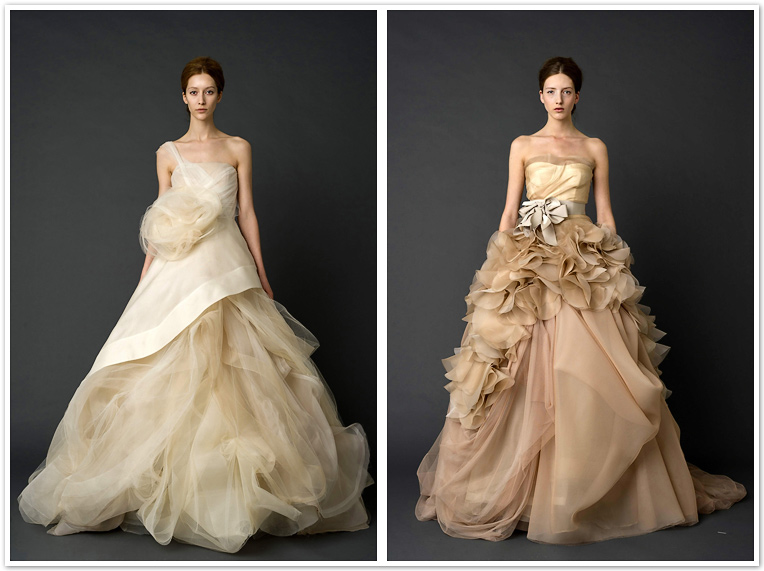 Vera Wang 2012 Spring Collection Vera Wang Spring Collection 2012 3 