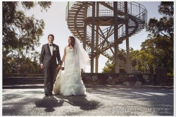 Kings Park DNA Tower Wedding