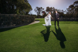 Kings Park Perth Wedding Photography Sun and Shadow